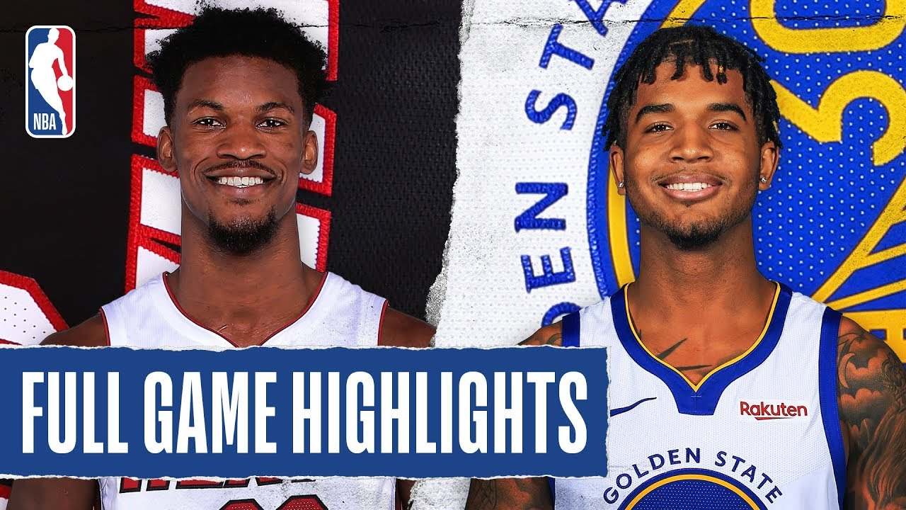 HEAT at WARRIORS - FULL GAME HIGHLIGHTS - February 10- 2020