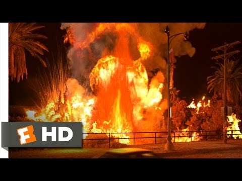 Volcano (1/5) Movie CLIP - The Eruption (1997) HD