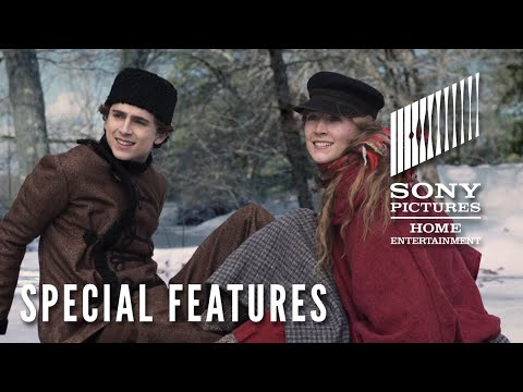 LITTLE WOMEN - Special Features Clip - A New Generation Of Little Women: Laurie