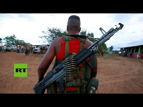 Colombia: Entrega total de armas de las FARC a la ONU