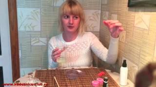 Мыловарение для начинающих. Урок 3. Вплавление и блестки в мыле.