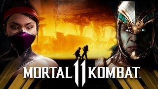 Mortal Kombat 11 - Kitana Vs Kotal Kahn (Very Hard)