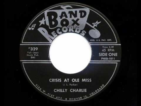 Crisis At Ole Miss, parts 1 & 2 - Chilly Charlie (1962)
