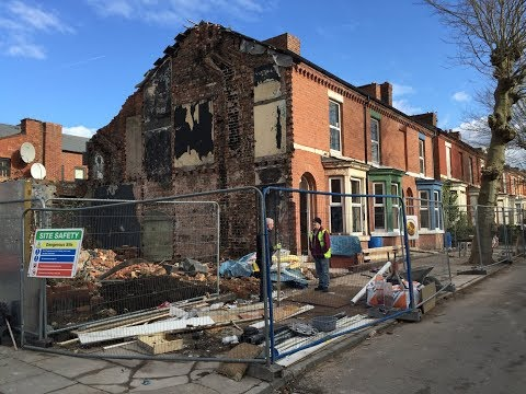 Granby Four Streets Community Land Trust - From demolition to regeneration