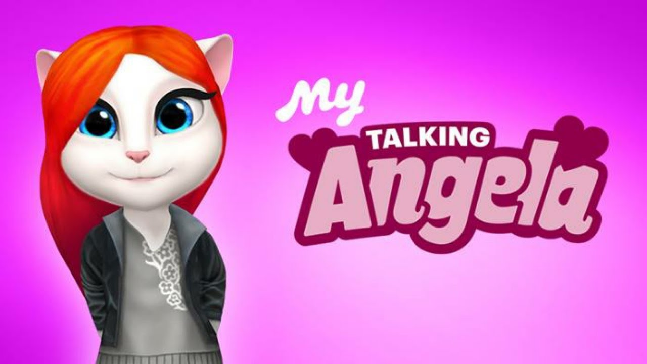 MY TALKING ANGELA ВЗЛОМ СКАЧАТЬ БЕСПЛАТНО