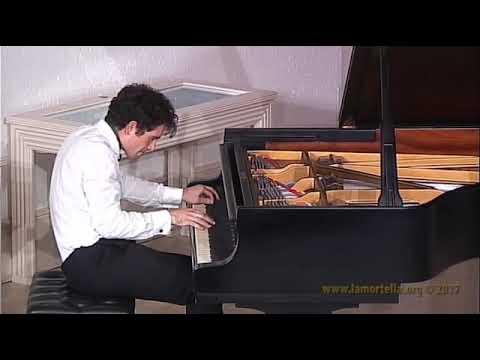 Leonardo Pierdomenico esegue F. Liszt - Scherzo und Marsch S.177