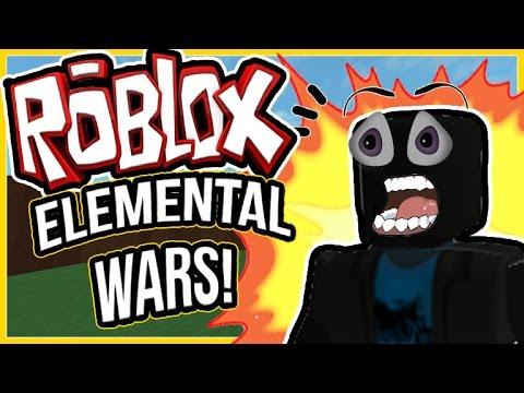 Download SENDO BULINADO NO ELEMENTAL WARS! | Roblox