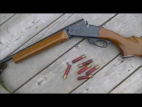 Remington Model 812  410 Shotgun