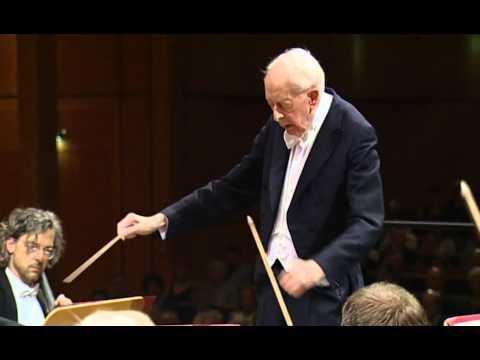 Günter Wand & NDR Sinfonieorchester: Bruckner's Symphony no.8 3rd movement (2000)