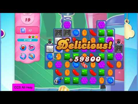 Candy Crush Saga Level 3002 NO BOOSTERS Cookie
