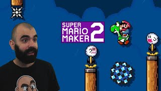 Super Buflen World is HOT [Mario Maker 2]