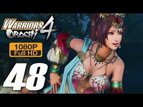 "Warriors Orochi 4 Story Mode Gameplay PC #48 | ""Battle for Provisions"" [Side Story] HD 1080p"