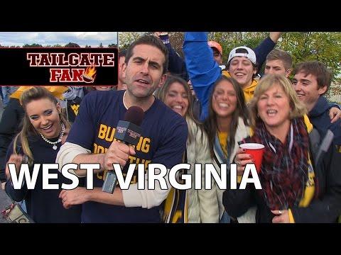 Tailgate Fan: West Virginia University