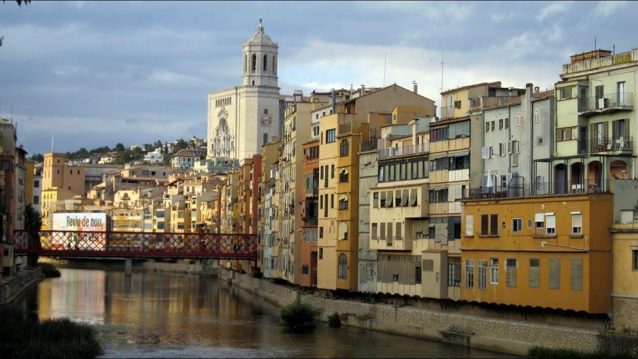 ✅ Guía de GIRONA, la joya medieval de Cataluña - YouTube