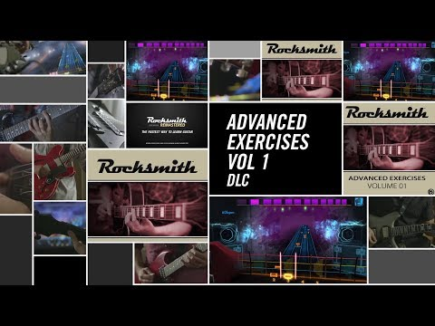 Advanced Exercises, Vol  1 - Rocksmith 2014 Edition Remastered DLC