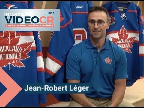Jean-Robert Léger – Entrevue – Guide CR Automne 2017