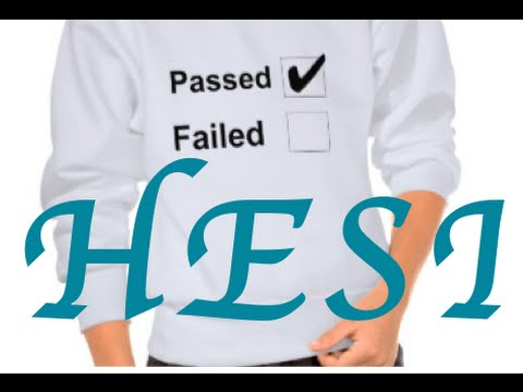How To Pass The HESI Exam 1 Week Of Studying Or Less