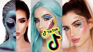Abby Roberts makeup// tiktok compilation
