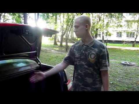 BOGDAN LIFE #11 Вода в багажнике