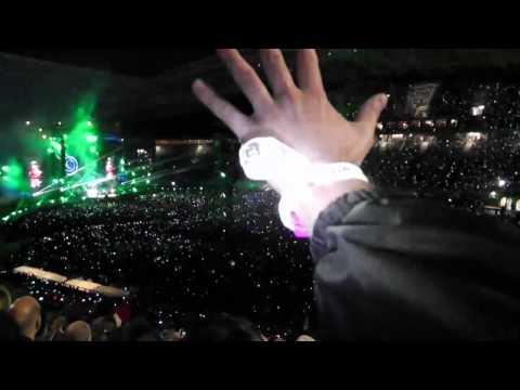 Coldplay 14.09.2012 Leipzig,