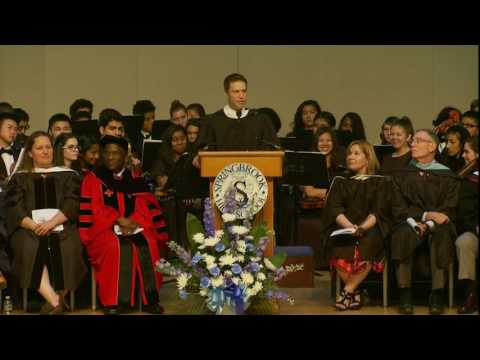 2017 Springbrook Commencement Address