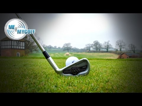 GOLF TIP - HOW YOUR GOLF IRON SHOULD SIT - YouTube