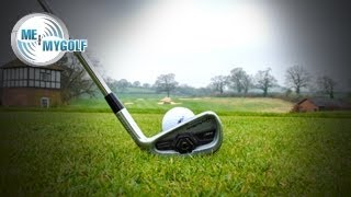 golf tip how your golf iron should sit