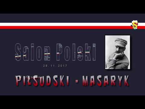 Piłsudski a Masaryk - 1 (audio PL+CZ)
