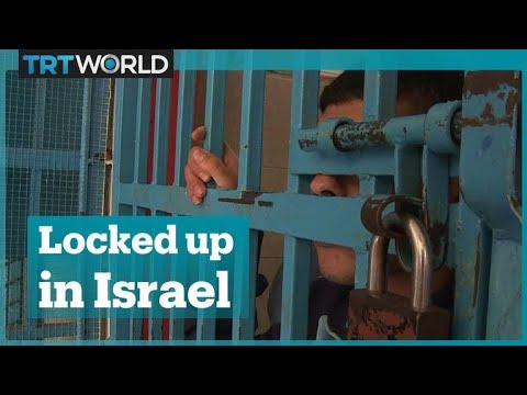 Palestinian Child Prisoners In Israel