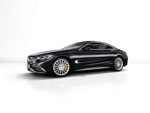 Премьера ! Mercedes S65 AMG ! Узнай о самом мощном и роскошном купе в мире!