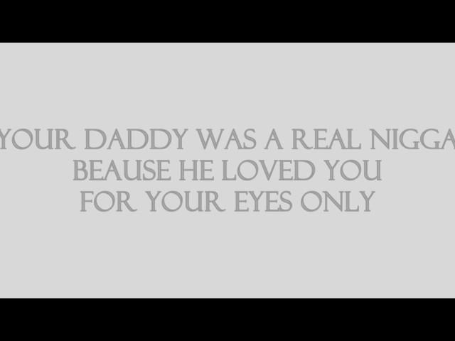 J Cole 4 Your Eyez Only Lyrics Youtube
