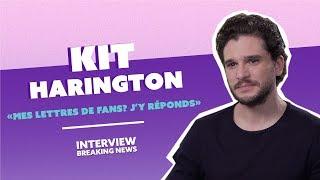 L'interview Breaking News de Kit Harington
