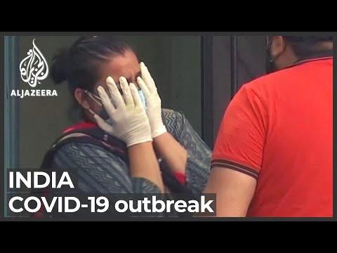 'Frightening': Weekend shutdown in Delhi as COVID grips India