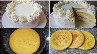 БЕЗ ДУХОВКИ . Торт на сковороде