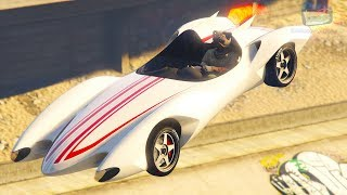 GTA Online: After Hours - Declasse Scramjet