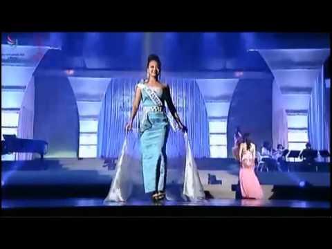 Nang Khin Zay Yar - Miss International 2012