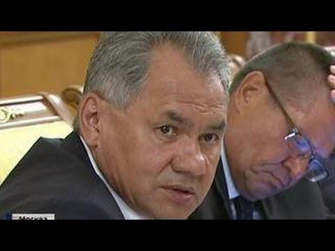 Сергей Шойгу раскритиковал