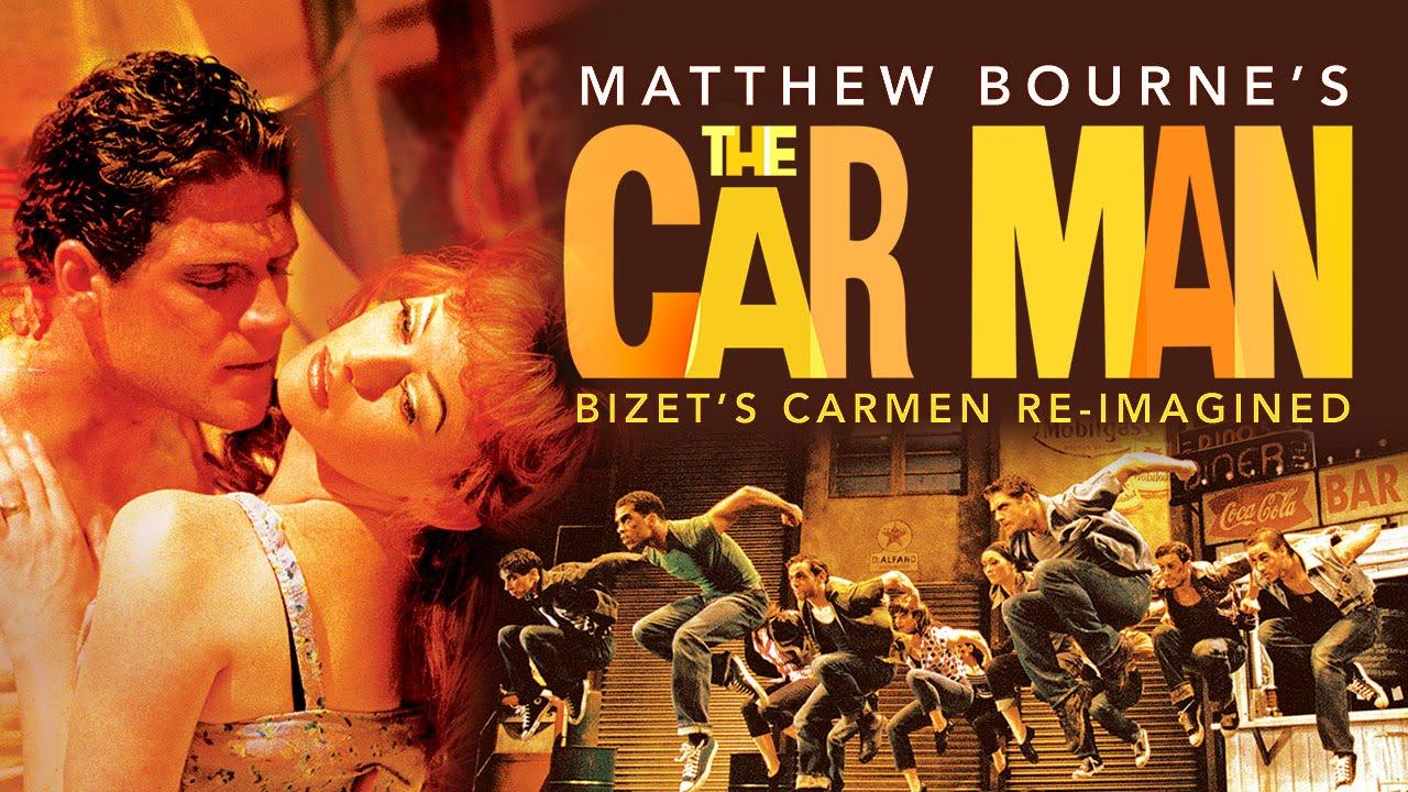 Matthew Bourne S The Car Man Tv Advert Youtube
