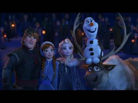 When We're Together With Lyrics | Olaf's Frozen Adventure.