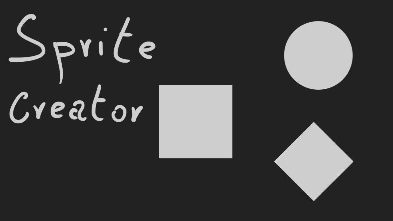 [EN] Sprite Creator - Unity Tutorial
