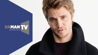 """Behind the Scenes with Luke Grimes from """"The Magnificent Seven"""" and the """"Fifty Shades"""" Movies"""