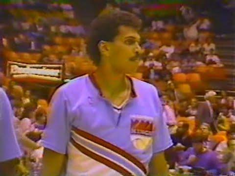 Reggie Theus (25pts/6asts) vs. Lakers (1987)