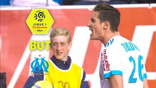 But Florian THAUVIN (86') / ESTAC Troyes - Olympique de Marseille (2-3)  (ESTAC-OM)/ 2017-18