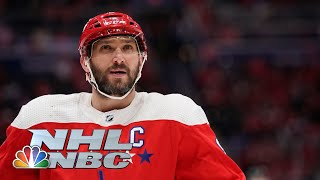 Alex Ovechkin's 700th goal is just the beginning | NBC Sports