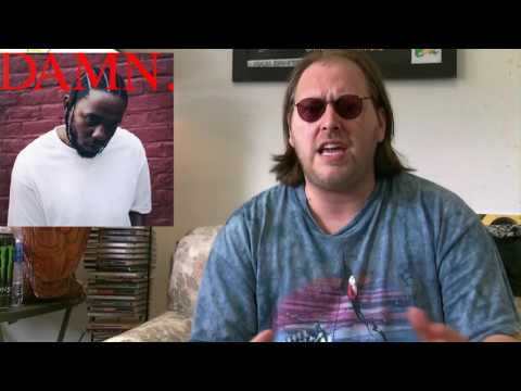 Kendrick Lamar - DAMN Album Review