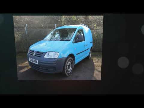 e7c5dd8635 Volkswagen Caddy 2.0 SDi PD 69PS Van for sale in Honiton