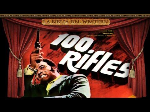 100 Rifles (Trailer en ingles)