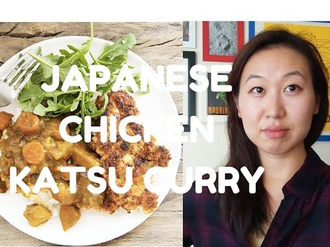 Japanese Chicken Katsu Curry Recipe