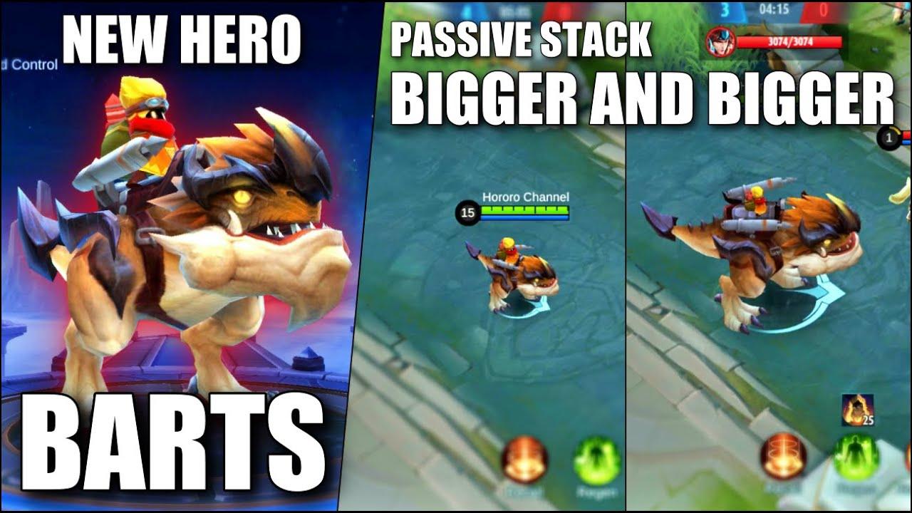 NEW HERO BARTS IS THE BIGGEST HERO