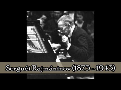 Concierto para piano n.° 2, en do menor, op. 18 - Serguéi Rajmáninov